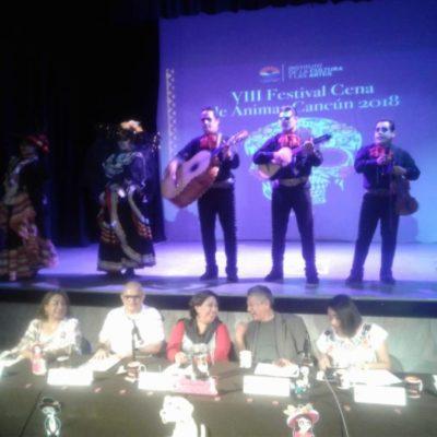 Más de 6 mil personas podrán disfrutar del Festival de las Ánimas en Cancún