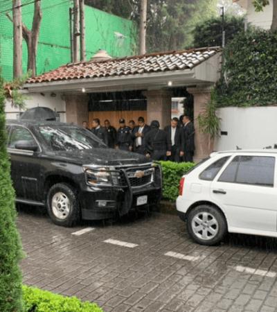 Indagan tiroteo en la casa del ex arzobispo Norberto Rivera en la CDMX; hay un policía muerto