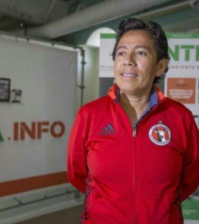 Asesinan a golpes a Marbella Ibarra, pionera del futbol femenil en el país, en Rosarito, Baja California