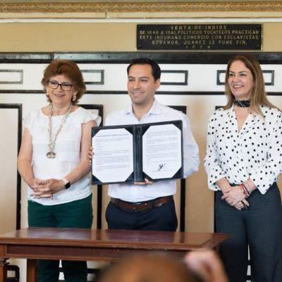 APLICA VILA AUSTERIDAD: Celulares y seguros médicos serán pagados por los propios funcionarios de Yucatán