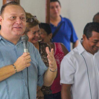 Se reúne Chak Me'ex con autoridades comunitarias para presentarles a su equipo y a sus enlaces en Felipe Carrillo Puerto