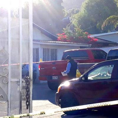 Balean a hermano de la senadora #LadyChampagne en Tecate, Baja California, y lanza improperios en redes