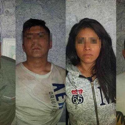 Cae banda de presuntos secuestradores y extorsionadores en Orizaba, Veracruz; dos son menores de edad