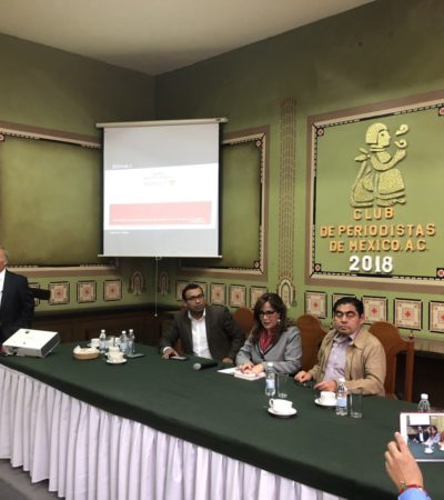 Afirman Polevnsky y Barbosa que anular elección en Puebla es la única vía para resolver irregularidades