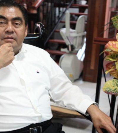 IMPUGNARÁ FALLO: Revés al morenista Barbosa en Puebla; Tribunal Electoral valida triunfo de Martha Erika