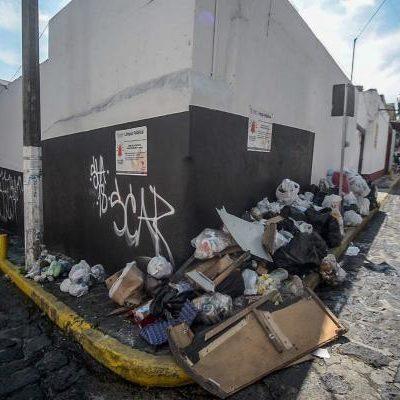 Genera Xalapa 400 toneladas diarias de basura y no tiene donde depositarla