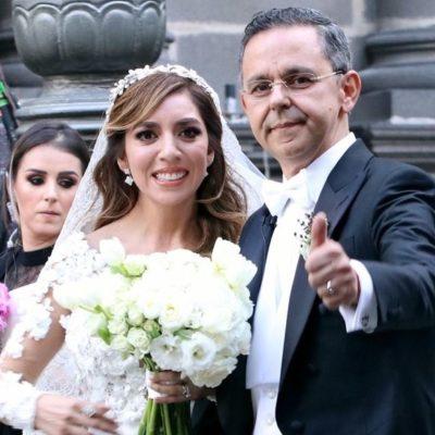 Critican la boda de Dulce María, pero no la conocen…