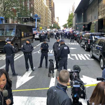 Envían artefactos explosivos a residencias de Obama y Bill Clinton; CNN también es amenazada