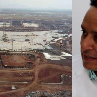 """""""¿QUÉ OCURRIRÁ CON EL DINERO INVERTIDO EN TEXCOCO?"""": El Gobernador Carlos Joaquín ve un escenario 'complicado' tras el resultado contrario de la consulta sobre el Nuevo Aeropuerto de la Ciudad de México"""