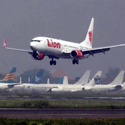 Se estrella en el Mar de Java avión indonesio de Lion Air con 188 pasajeros a bordo