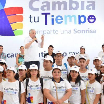 Elimina Congreso de Tabasco, con mayoría de Morena, programas sociales que gobierno estatal perredista había hecho ley