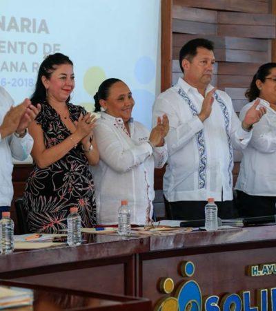 Autorizó Cristina Torres desarrollar 330 hectáreas de selva