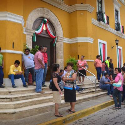 Hasta 400 trabajadores estarían 'desaparecidos' en el ayuntamiento de Campeche; les suspenden pago hasta que se presenten