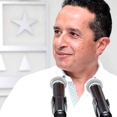 Viaja Gobernador Carlos Joaquín a Washington a gira de trabajo