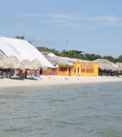 Vendió ex Alcalde de El Carmen, Campeche, terrenos de playa propiedad federal, acusa ecologista