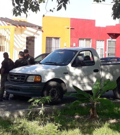CATEA PGR VIVIENDA EN FRACCIONAMIENTO LA JOYA DE CANCÚN: Detienen a presunto líder de un grupo delincuencial y a su pareja