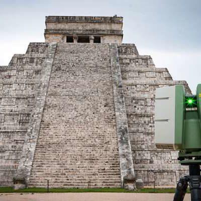 Contará Tren Maya con tecnología ʹLiDARʹ para localizar vestigios arqueológicos