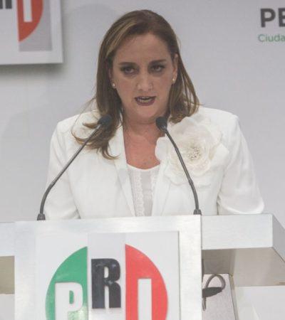 ¿QUIÉN SE APUNTA?: Asegura Ruiz Massieu que primera presidenta de México será del PRI