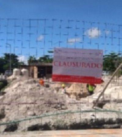 Clausura Profepa proyecto hotelero en Mahahual por no tener autorización para construir