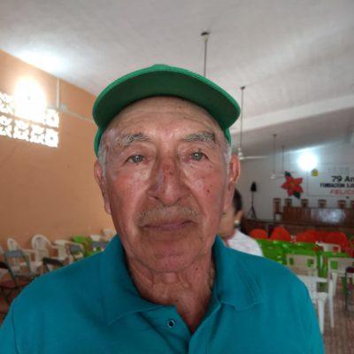 Clemente Poot, nuevo líder ejidal carrilloportense