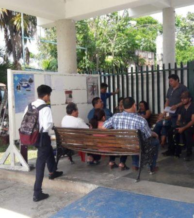 Personal sindicalizado del Cobach de Cozumel se une al paro escalonado del Cecyte y Conalep