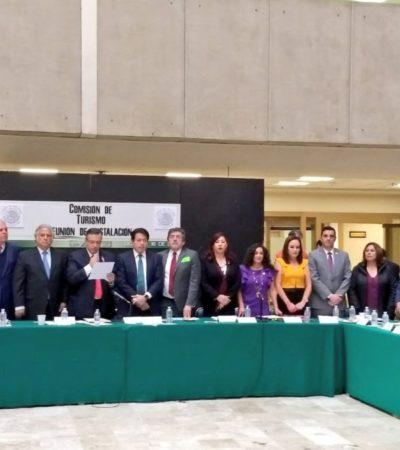 Plantea Luis Alegre fuerte apoyo al turismo sustentable