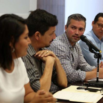 Comité para el Ejercicio de Comercio en la Vía Pública se compromete a regular las prácticas comerciales en Cozumel