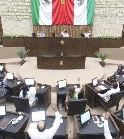 Descarta Congreso yucateco permitir 'fiscal carnal'; activistas señalan a Vila nombres cuestionables