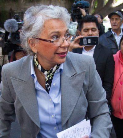 'Si quieres fumarte el churro te lo fumas, si no, no', dice Cordero respecto a legalización de la mariguana en México