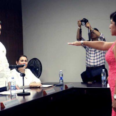 Avala Cabildo designación de Elmy Coronadocomo directora del DIF Cozumel