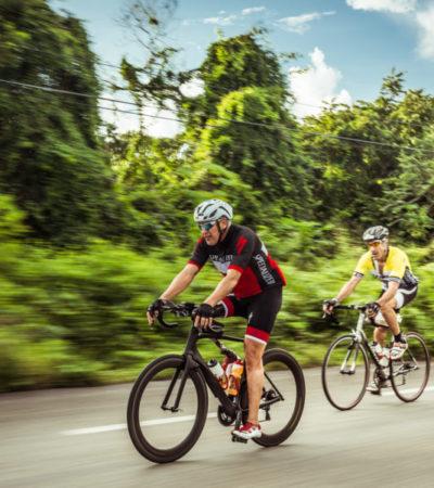 Más de 200 ciclistas participarán en la Vuelta Mayakoba para apoyar a refugiados
