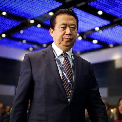 Desaparece el presidente de Interpol tras viajar a China