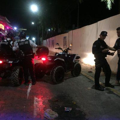 Detienen a balazos a un 'influyente' luego de persecución de Cancún a Playa del Carmen