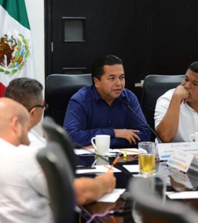 Rompeolas:Dispone legislativo ordenar tiradero de ex regidores 'verdi-priistas' y 'morenistas'