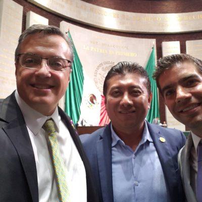 Piden diputados liberar recursos del Fonden para Quintana Roo