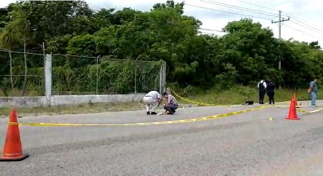 PARA HUIR DE DISPAROS, ARROLLÓ A UNO DE LOS PISTOLEROS: Balazos en la carretera ayer fueron por intento de asalto
