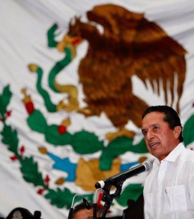 Rompeolas: ¿'Golpe de mano' de Carlos Joaquín a AMLO?