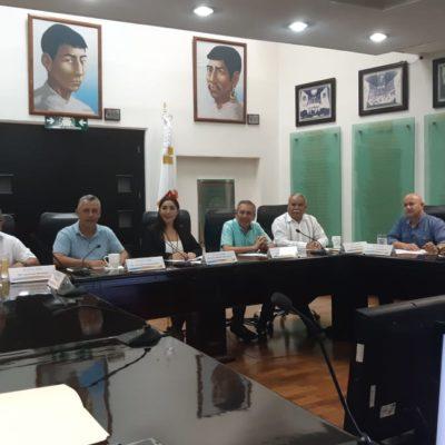 Aprueban en comisiones, por unanimidad, propuesta para eliminar requisito de cinco años de residencia para ocupar el cargo de Fiscal General en el Estado