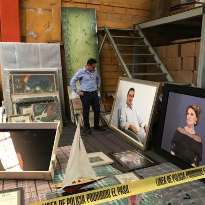 'Hereda' Yunes a Cuitláhuac, próximo gobernador de Veracruz, aviones, ranchos y arte decomisados a Duarte