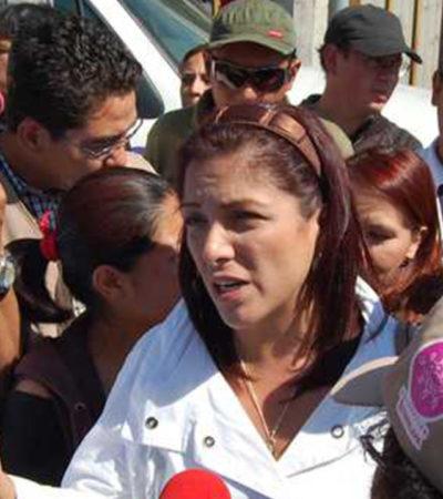 Revocan en EU sentencia condenatoria a esposa de Sáiz Pineda, ex tesorero de Tabasco
