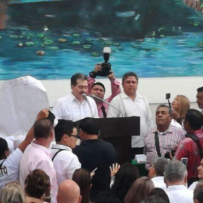 Alistan recorte de mil 440 trabajadores de confianza en alcaldía de Centro, Tabasco, ante 'excesos' de anterior administración
