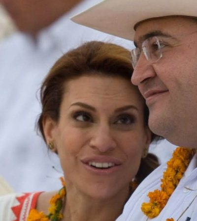 Confirma PGR que solicitó a Gran Bretaña extradición de Karime Macías