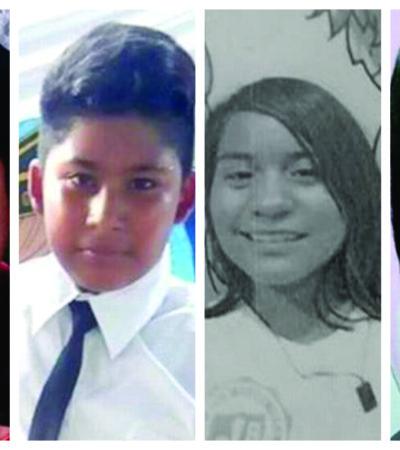 Desaparecen cuatro menores en distintos lugares de Veracruz en apenas tres días