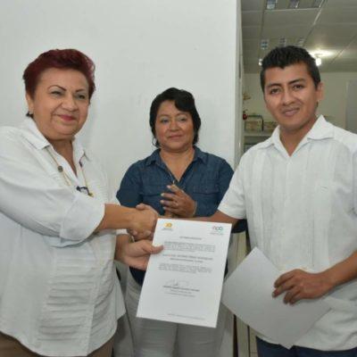 Continúan los cambios en el gabinete del gobierno de OPB y denuncias; acusa María Hadad que existe violencia y falta de tacto político en su contra