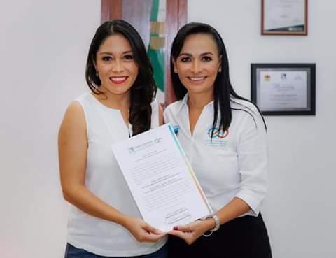 Ratifican a Adriana Nava en Desarrollo Económico de Puerto Morelos