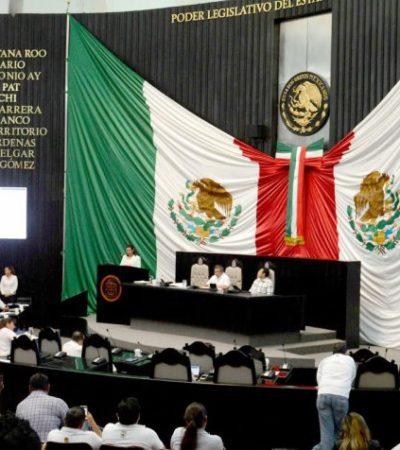 """ACUERDO """"DE OBVIA Y URGENTE RESOLUCIÓN"""": Exige Congreso de Quintana Roo a Mara Lezama una disculpa pública por las expresiones peyorativas que comparan el parto múltiple de mujeres con la proliferación de fauna callejera"""