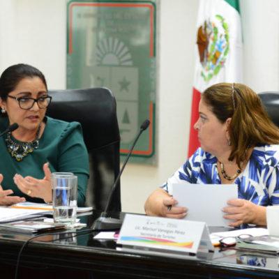 """""""Queda a deber la secretaria de Turismo a empresarios turísticos del sur"""", señala la diputada Gabriela Sauri"""