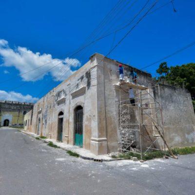 Avanza declaratoria de Tihosuco como zona de monumentos históricos