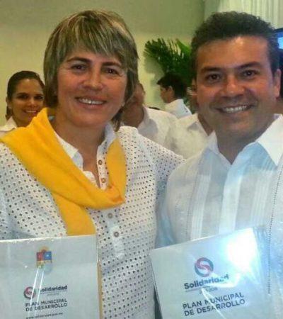 SUMA LAURA BERISTAÍN A OCHO MAURICISTAS: La Alcaldesa 'morenista' de Solidaridad incorpora a ex funcionarios del fallido candidato del PRI a la Gubernatura, hoy en prisión