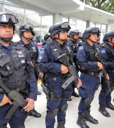 Amagan con paro policías federales enviados a entidades por retraso en el pago de viáticos